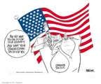 Ann Telnaes  Ann Telnaes' Editorial Cartoons 2001-10-26 taxation