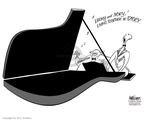 Ann Telnaes  Ann Telnaes' Editorial Cartoons 2006-01-17 Hurricane Katrina