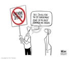 Ann Telnaes  Ann Telnaes' Editorial Cartoons 2006-02-23 civil rights