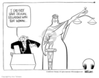 Ann Telnaes  Ann Telnaes' Editorial Cartoons 2005-12-21 George W. Bush