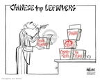 Ann Telnaes  Ann Telnaes' Editorial Cartoons 2005-11-21 George W. Bush