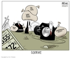 Ann Telnaes  Ann Telnaes' Editorial Cartoons 2005-09-03 taxation