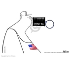 Ann Telnaes  Ann Telnaes' Editorial Cartoons 2005-07-29 gas