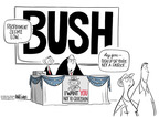 Ann Telnaes  Ann Telnaes' Editorial Cartoons 2005-06-07 Dick Cheney