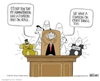 Ann Telnaes  Ann Telnaes' Editorial Cartoons 2004-03-26 George W. Bush