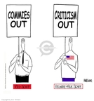 Ann Telnaes  Ann Telnaes' Editorial Cartoons 2001-09-29 amendment