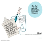 Ann Telnaes  Ann Telnaes' Editorial Cartoons 2001-07-27 amendment