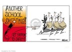 Ann Telnaes  Ann Telnaes' Editorial Cartoons 2001-03-06 gun control