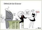 Ann Telnaes  Ann Telnaes' Women's  eNews Cartoons 2005-01-15 class