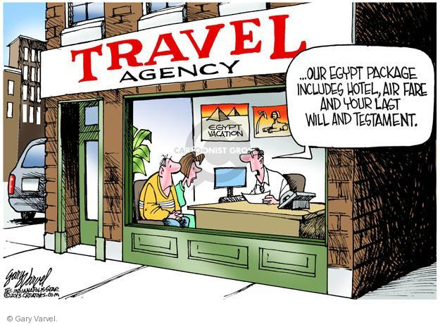 Bennett Travel Agency