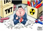 Gary Varvel  Gary Varvel's Editorial Cartoons 2013-04-10 North Korea