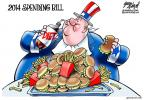 Gary Varvel  Gary Varvel's Editorial Cartoons 2014-01-16 2014