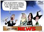Gary Varvel  Gary Varvel's Editorial Cartoons 2014-03-20 24-hour news
