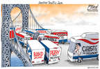 Gary Varvel  Gary Varvel's Editorial Cartoons 2015-07-05 2016 election Rand Paul